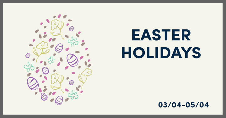 Happy Easter from Eterno Ivica!